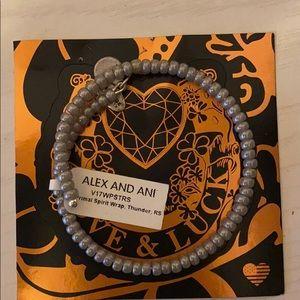 NWT Alex and Ani primal spirit bracelet